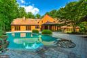 Pool and Exterior - 11140 HOMEWOOD RD, ELLICOTT CITY