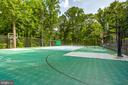 Sport Court with Tennis, Volleyball, Basketball - 11140 HOMEWOOD RD, ELLICOTT CITY