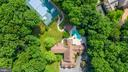 Aerial View - 11140 HOMEWOOD RD, ELLICOTT CITY