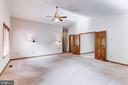 Master Bedroom - 11140 HOMEWOOD RD, ELLICOTT CITY