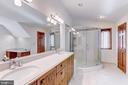 Master Bathroom - 11140 HOMEWOOD RD, ELLICOTT CITY