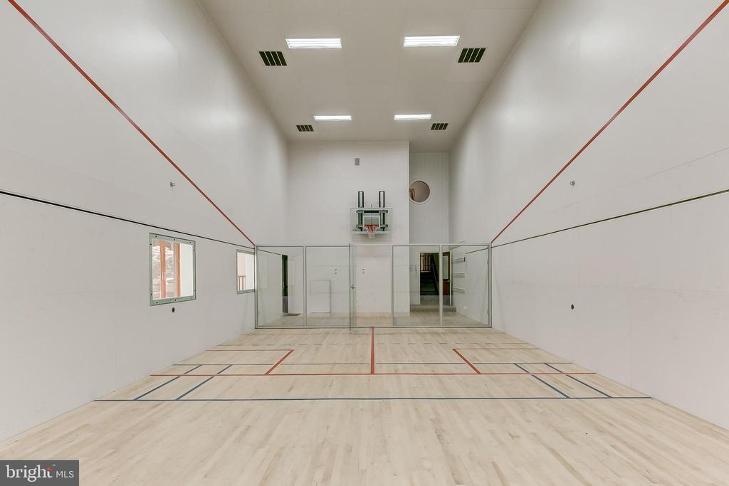 Racquetball Court - 11140 HOMEWOOD RD, ELLICOTT CITY