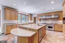 Kitchen - 11140 HOMEWOOD RD, ELLICOTT CITY