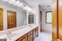 Master Bathroom - 11140 HOMEWOOD RD, ELLICOTT CITY