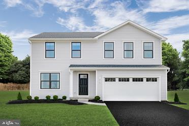 Single Family Homes pour l Vente à Smithsburg, Maryland 21783 États-Unis
