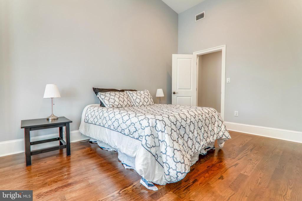 The Owner's Suite Features a Walk-In Closet - 602 E ST SE #A, WASHINGTON