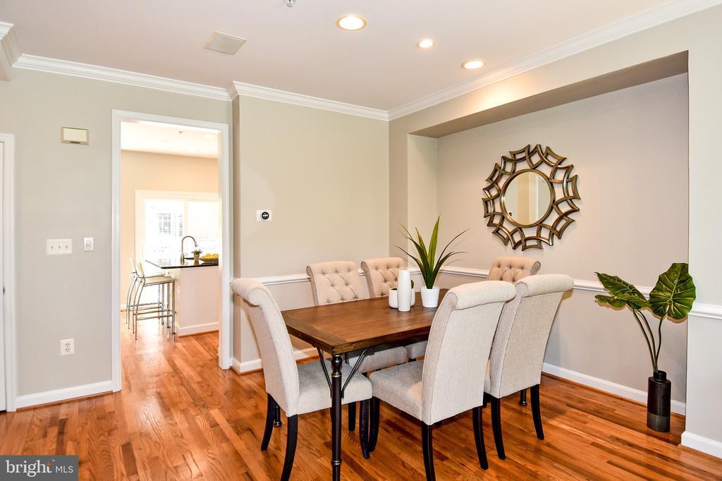 Dining Room - 605 7TH ST SW, WASHINGTON