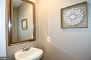 Powder Room - 605 7TH ST SW, WASHINGTON