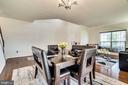Formal Dining Room - 4242 MEYERS RD, TRIANGLE