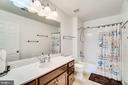 2nd Full Bath (3rd level) - 4242 MEYERS RD, TRIANGLE