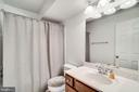 Full Bathroom (Basement) - 4242 MEYERS RD, TRIANGLE