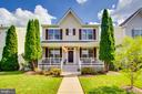 Exterior - 42612 ANABELL LN, CHANTILLY