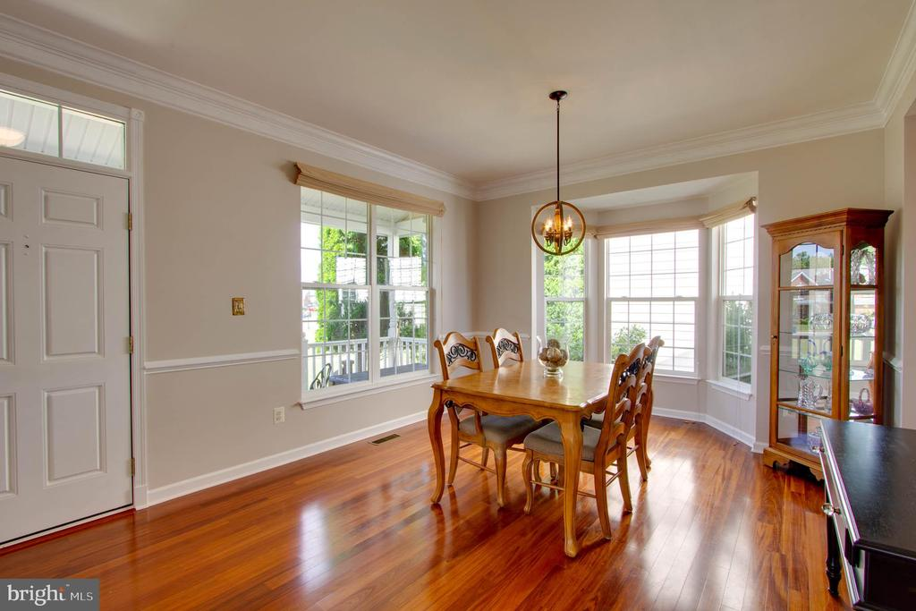 Dining Room - 42612 ANABELL LN, CHANTILLY