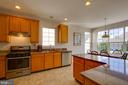 Kitchen - 42612 ANABELL LN, CHANTILLY