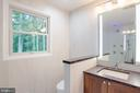 Floating Vanity Designed by JDS Construction - 1960 BARTON HILL RD, RESTON