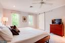 Primary Bedroom w/ 2 Walk-In Closets - 1960 BARTON HILL RD, RESTON