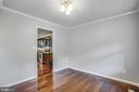 formal dining room - 6 S POINTE LN, FREDERICKSBURG