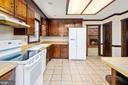 kitchen - 3204 AQUIA DR, STAFFORD