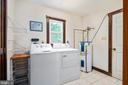 Laundry room - 3204 AQUIA DR, STAFFORD