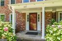 Front Entrance/Porch - 1224 BISHOPSGATE WAY, RESTON