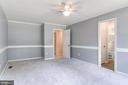 2nd Master Bedroom with En-Suite Bath - 1224 BISHOPSGATE WAY, RESTON