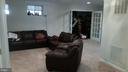 Basement View of Study - 20363 FALLSWAY TER, STERLING