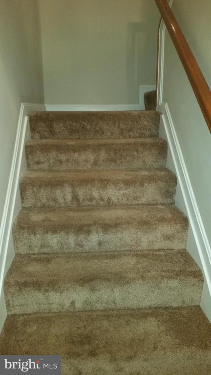 Stairs to Upper Level - 20363 FALLSWAY TER, STERLING