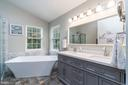 Master Bath - 9818 UPPER MILL LOOP, BRISTOW
