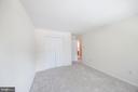 Upstairs bedroom #3 - 505 WOODSHIRE LN, HERNDON