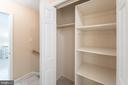 Larger of 2 linen closets shown here - 505 WOODSHIRE LN, HERNDON