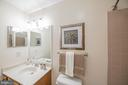Medicine cabinets have interior + exterior mirrors - 505 WOODSHIRE LN, HERNDON