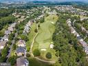 Beautiful golf vistas - 43559 FIRESTONE PL, LEESBURG