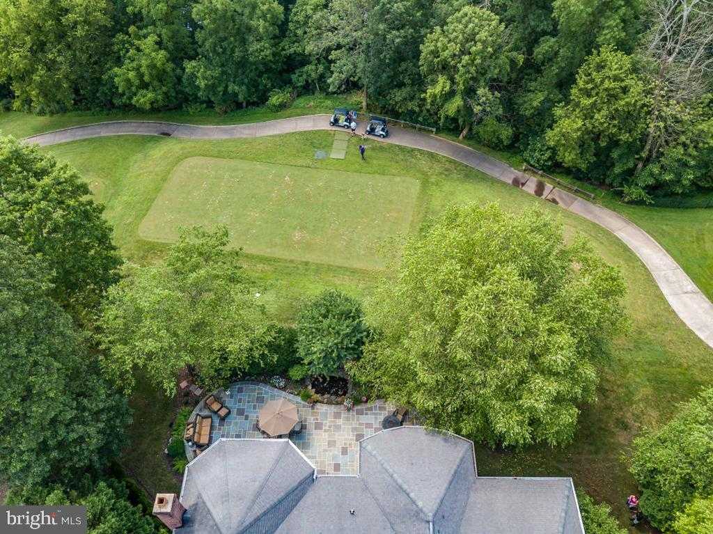 Golf views from backyard - 43559 FIRESTONE PL, LEESBURG