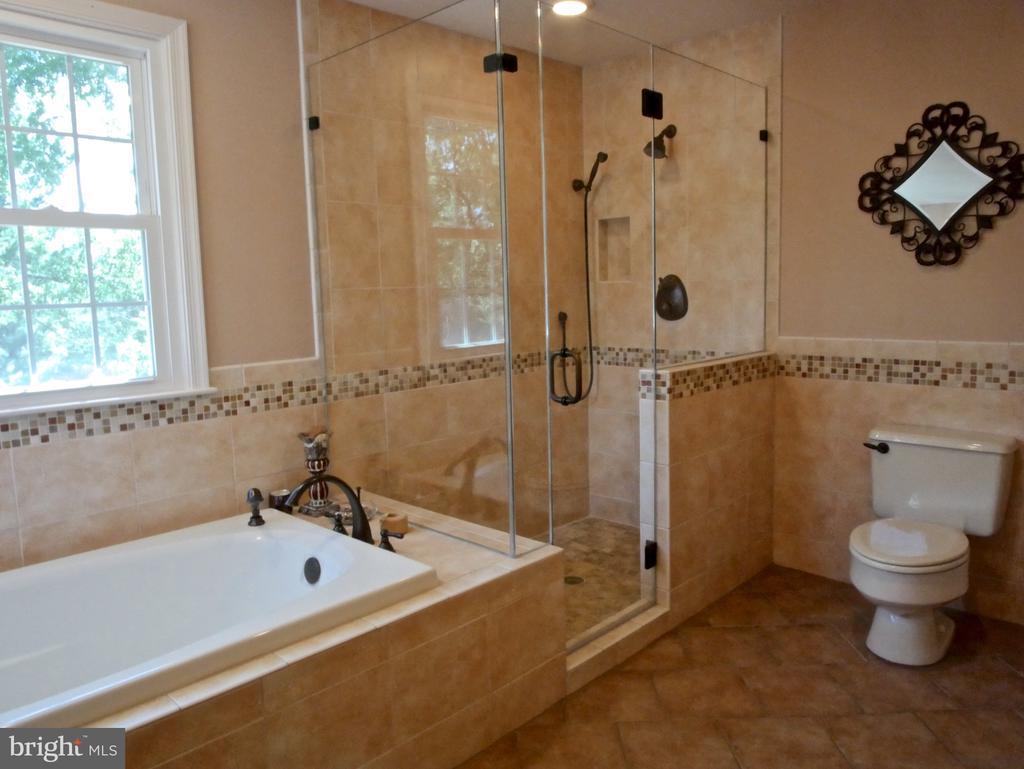 Master Bath - 12003 MEADOWVILLE CT, HERNDON