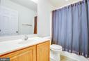 Lower level full bathroom - 9 GALLERY RD, STAFFORD