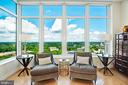 Sitting area in Living Room - 8220 CRESTWOOD HEIGHTS DR #1814, MCLEAN