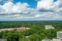 View looking North & East - 8220 CRESTWOOD HEIGHTS DR #1814, MCLEAN