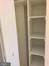 Linen closet - 3701 5TH ST S #401, ARLINGTON