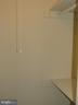 Bedroom Closet - 3701 5TH ST S #401, ARLINGTON