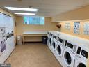 Spotless laundry area - 3701 5TH ST S #401, ARLINGTON