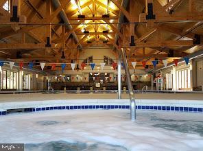 Indoor Jacuzzi with view of indoor pool - 19072 CRIMSON CLOVER TER, LEESBURG
