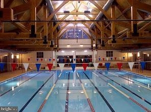 Indoor Community Pool - 19072 CRIMSON CLOVER TER, LEESBURG