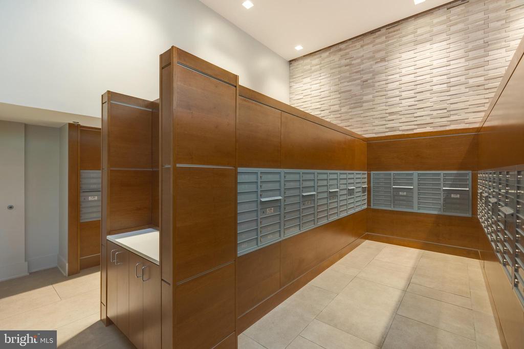 Mail Room - 3800 POWELL LN #705, FALLS CHURCH