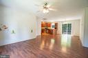 Open Floor Plan - 11080 EDGEHILL ACADEMY RD, WOODFORD