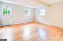 Family room, pic 1 - 900 S WAKEFIELD ST, ARLINGTON