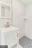 Main level bathroom, pic 2 - 900 S WAKEFIELD ST, ARLINGTON