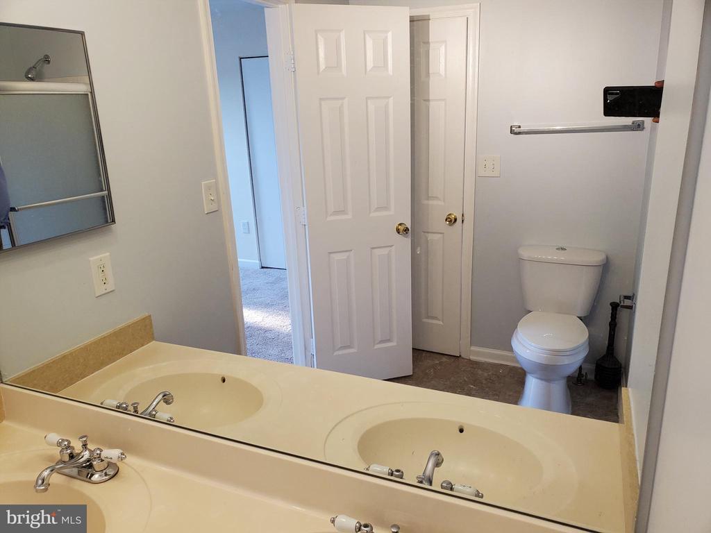 BATHROOM - 4236 CLOUDBERRY CT, BURTONSVILLE