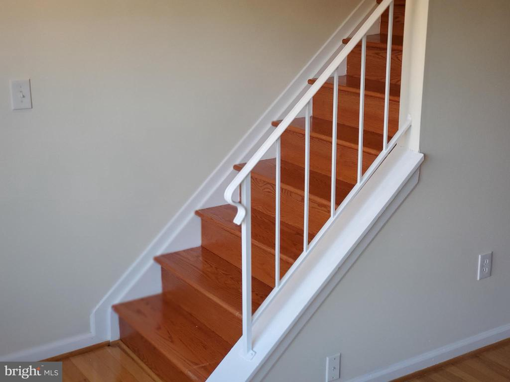 STAIRS - 4236 CLOUDBERRY CT, BURTONSVILLE