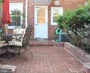 Patio with Easy Access to Pool - 3572 S STAFFORD ST, ARLINGTON