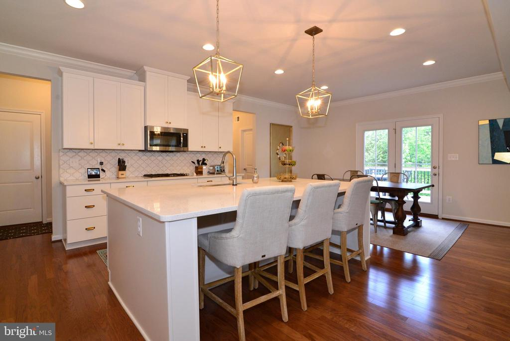 Kitchen - 24890 DAHLIA MANOR PL, ALDIE